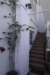 Niki's entrance