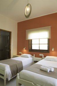 Room 6, beds